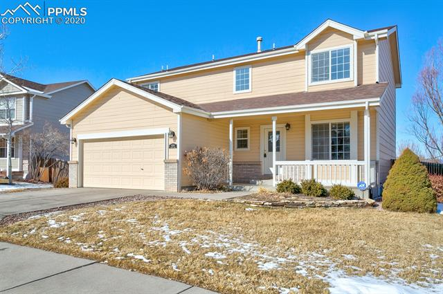 MLS# 2623134 - 1 - 6234 Soaring Drive, Colorado Springs, CO 80918