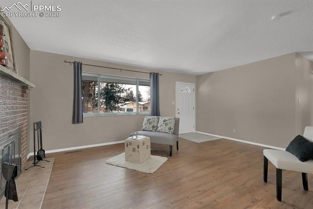 MLS# 9217502 - 8 - 414 Redwood Drive, Colorado Springs, CO 80907