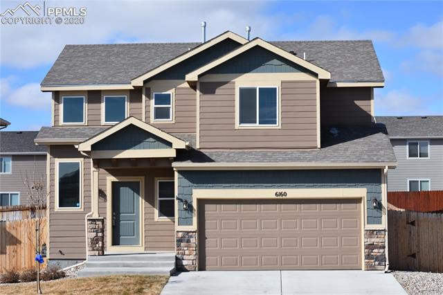 MLS# 9325256 - 2 - 6160 Decker Drive, Colorado Springs, CO 80925