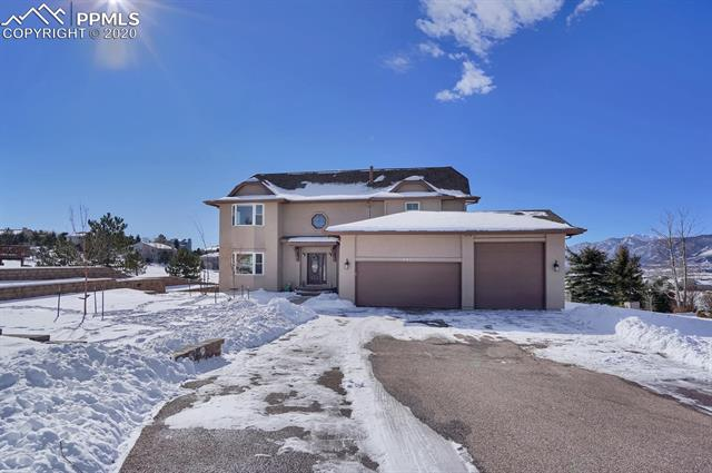 MLS# 2287764 - 1 - 965 Bowstring Road, Monument, CO 80132