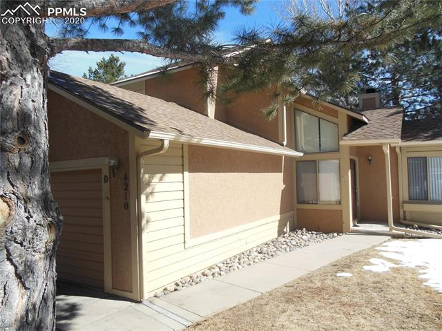 MLS# 6381604 - 1 - 4210 Autumn Heights Drive #D, Colorado Springs, CO 80906