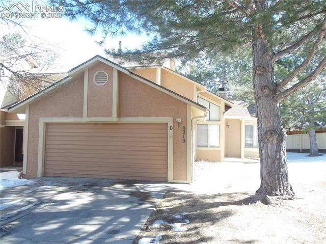 MLS# 6381604 - 4 - 4210 Autumn Heights Drive #D, Colorado Springs, CO 80906