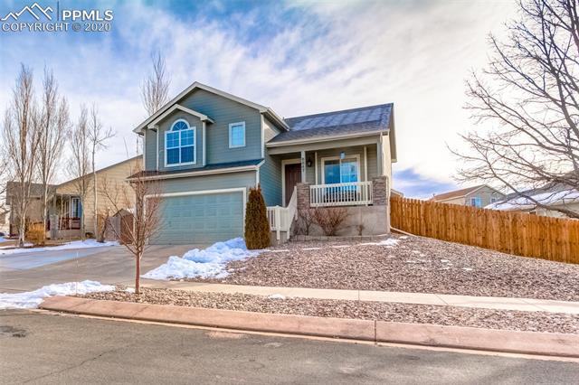 MLS# 5362204 - 1 - 6847 Lost Springs Drive, Colorado Springs, CO 80923