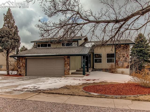 MLS# 3914506 - 1 - 3076 Oro Blanco Drive, Colorado Springs, CO 80917
