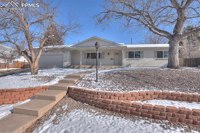 MLS# 4385316 - 1 - 2530 Fairview Circle, Colorado Springs, CO 80909