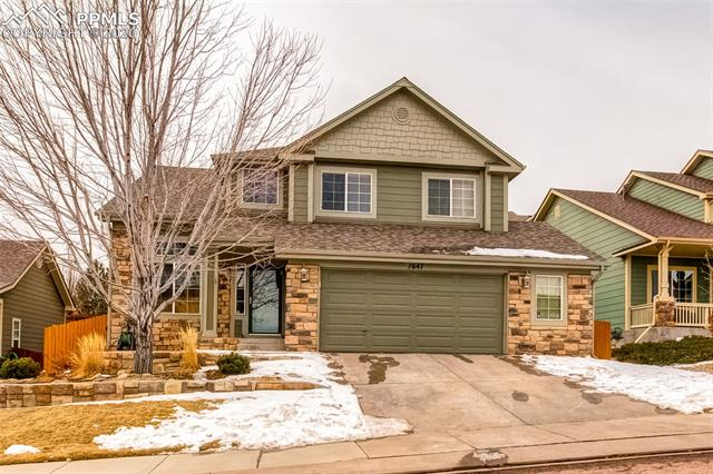MLS# 9203294 - 1 - 7647 Bentwater Drive, Fountain, CO 80817