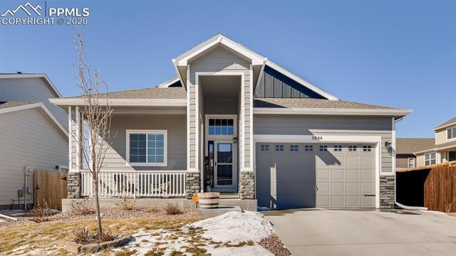 MLS# 5771109 - 1 - 6844 Edmondstown Drive, Colorado Springs, CO 80923