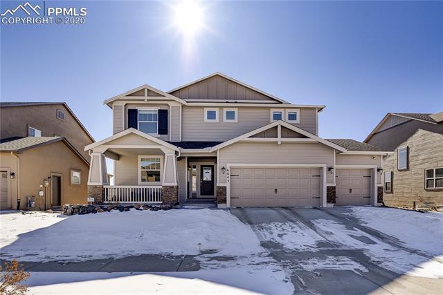 MLS# 1081488 - 1 - 6043 Wolf Village Drive, Colorado Springs, CO 80924