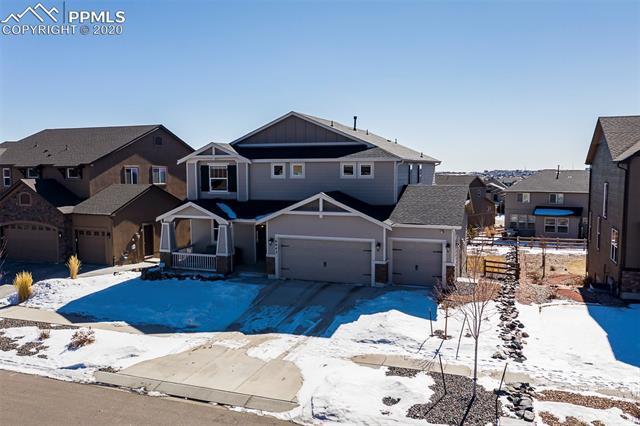 MLS# 1081488 - 5 - 6043 Wolf Village Drive, Colorado Springs, CO 80924