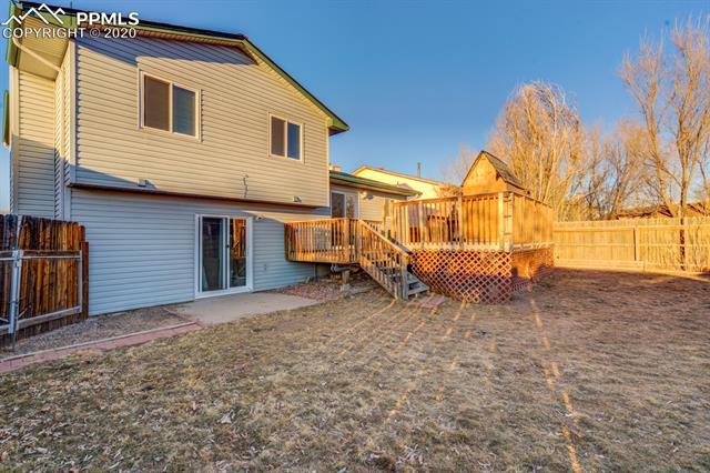 MLS# 9829441 - 13 - 4475 Moonbeam Drive, Colorado Springs, CO 80916