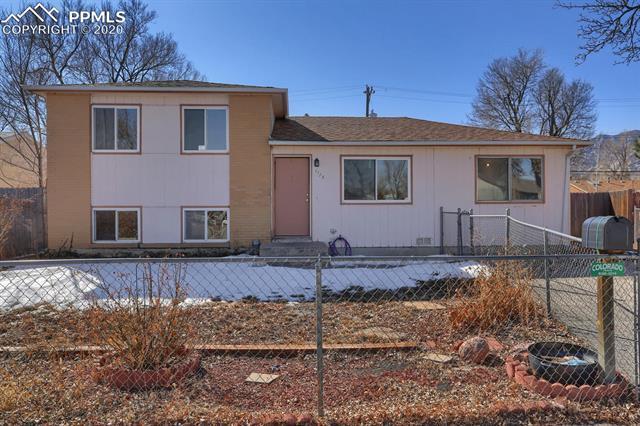 MLS# 2847072 - 1 - 1173 Mount Werner Terrace, Colorado Springs, CO 80905