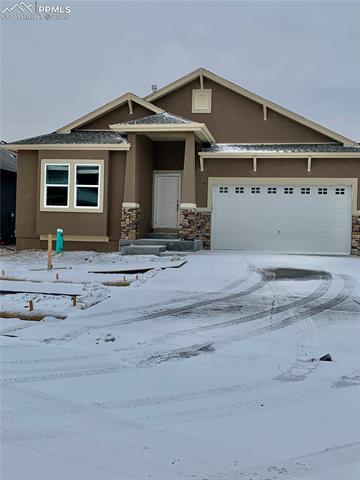 MLS# 2454782 - 2 - 8160 Callendale Drive, Colorado Springs, CO 80908
