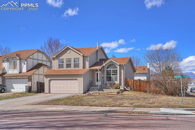 MLS# 9544625 - 1 - 4304 Horizonpoint Drive, Colorado Springs, CO 80925