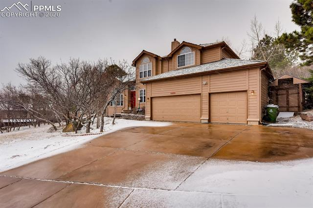 MLS# 7029252 - 1 - 1225 Popes Valley Drive, Colorado Springs, CO 80919