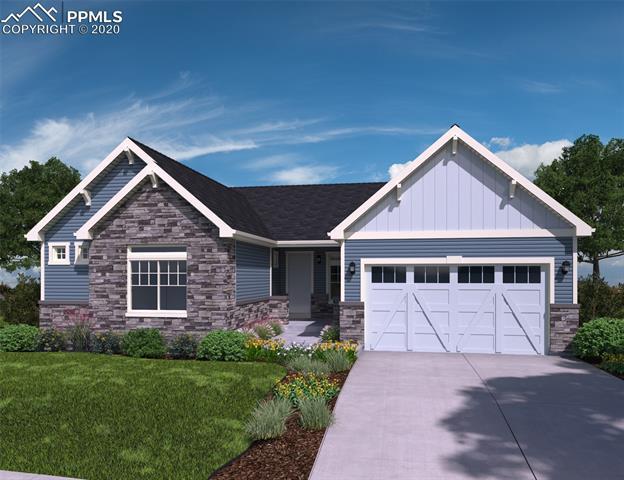 MLS# 8594475 - 2 - 6998 Compass Bend Drive, Colorado Springs, CO 80927