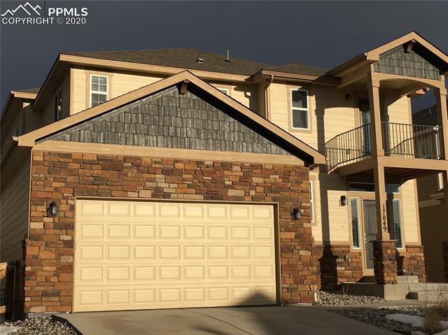 MLS# 9973850 - 3 - 17849 Smelting Rock Drive, Monument, CO 80132