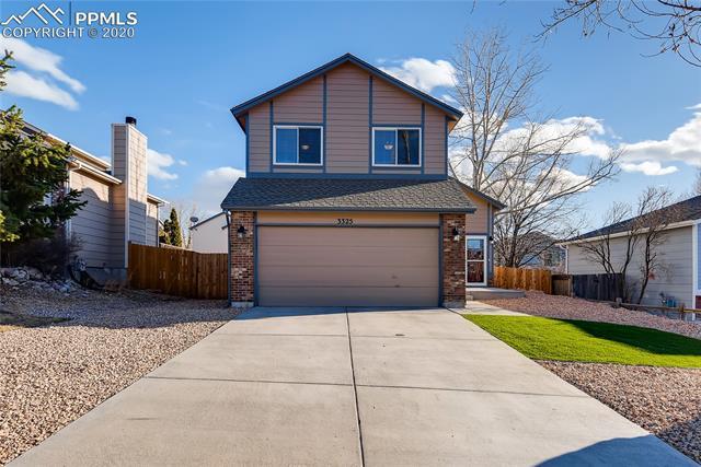 MLS# 2047232 - 3 - 3325 Richmond Drive, Colorado Springs, CO 80922