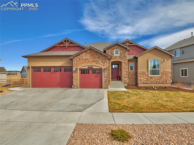 MLS# 5040806 - 1 - 6728 Black Saddle Drive, Colorado Springs, CO 80924