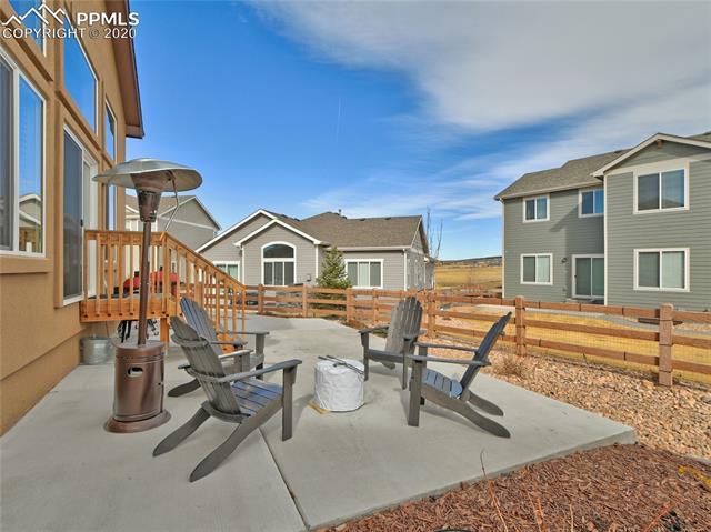 MLS# 5040806 - 33 - 6728 Black Saddle Drive, Colorado Springs, CO 80924