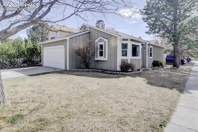MLS# 6972629 - 1 - 5955 Wisteria Drive, Colorado Springs, CO 80919