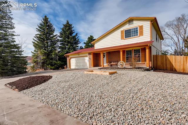 MLS# 6822846 - 3 - 2612 Legend Drive, Colorado Springs, CO 80920