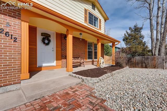MLS# 6822846 - 4 - 2612 Legend Drive, Colorado Springs, CO 80920