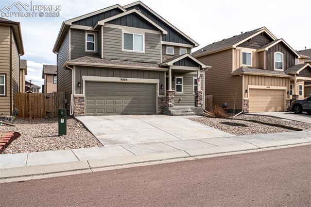 MLS# 7757195 - 3 - 9803 Silver Stirrup Drive, Colorado Springs, CO 80925