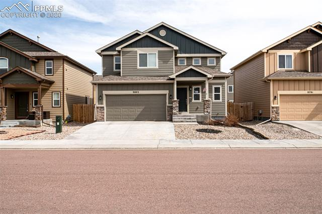 MLS# 7757195 - 4 - 9803 Silver Stirrup Drive, Colorado Springs, CO 80925