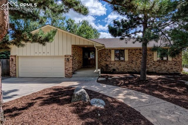 MLS# 1073802 - 4 - 5505 Saddle Rock Place, Colorado Springs, CO 80918