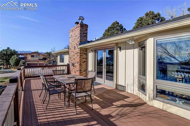 MLS# 1073802 - 32 - 5505 Saddle Rock Place, Colorado Springs, CO 80918
