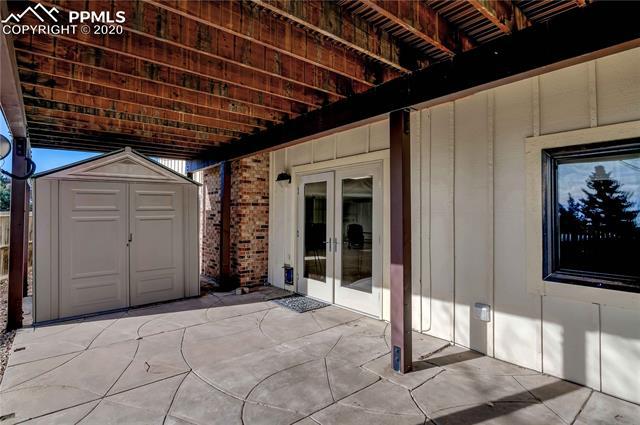 MLS# 1073802 - 34 - 5505 Saddle Rock Place, Colorado Springs, CO 80918
