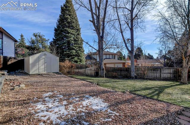 MLS# 1073802 - 36 - 5505 Saddle Rock Place, Colorado Springs, CO 80918
