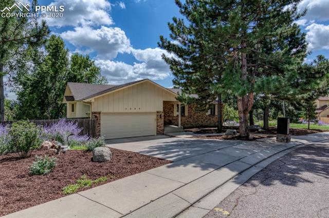 MLS# 1073802 - 37 - 5505 Saddle Rock Place, Colorado Springs, CO 80918