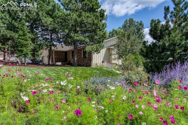MLS# 1073802 - 39 - 5505 Saddle Rock Place, Colorado Springs, CO 80918