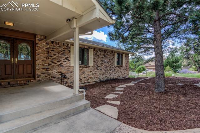 MLS# 1073802 - 5 - 5505 Saddle Rock Place, Colorado Springs, CO 80918