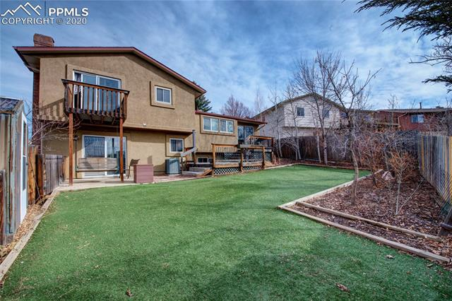 MLS# 6651045 - 32 - 2635 Sunbird Drive, Colorado Springs, CO 80918