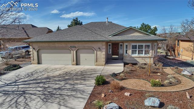 MLS# 5068870 - 1 - 4976 Mount Union Court, Colorado Springs, CO 80918