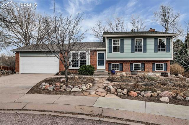 MLS# 3850561 - 1 - 190 Blanca Court, Colorado Springs, CO 80919