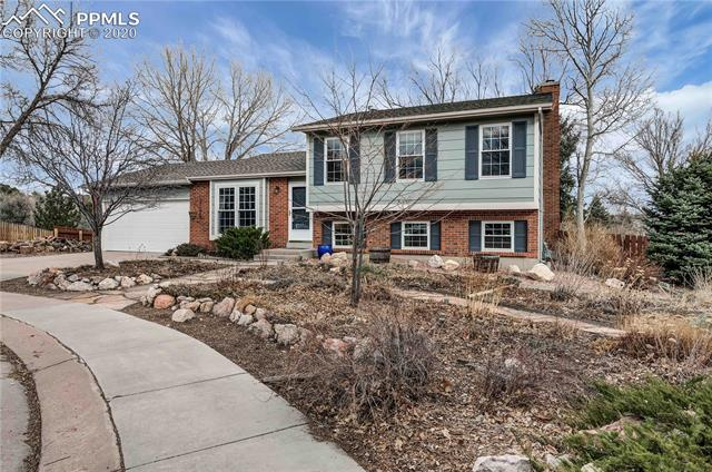 MLS# 3850561 - 22 - 190 Blanca Court, Colorado Springs, CO 80919