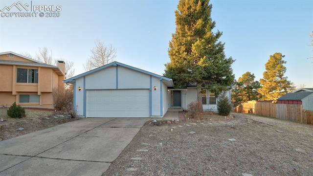 MLS# 8507056 - 1 - 3299 Teardrop Circle, Colorado Springs, CO 80917