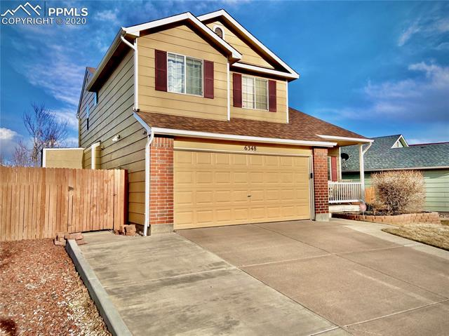 MLS# 4232012 - 3 - 6348 La Plata Peak Drive, Colorado Springs, CO 80923