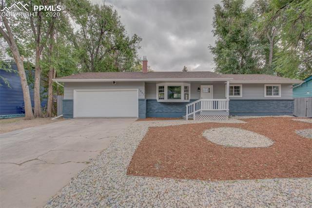 MLS# 9810803 - 2 - 1007 Fosdick Drive, Colorado Springs, CO 80909