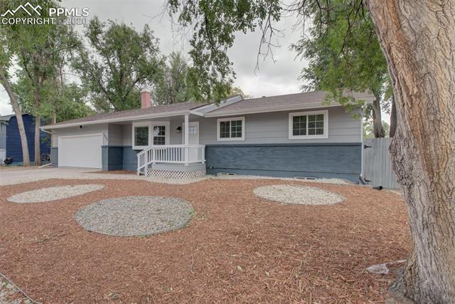 MLS# 9810803 - 3 - 1007 Fosdick Drive, Colorado Springs, CO 80909