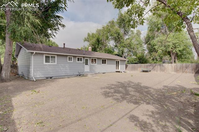 MLS# 9810803 - 37 - 1007 Fosdick Drive, Colorado Springs, CO 80909