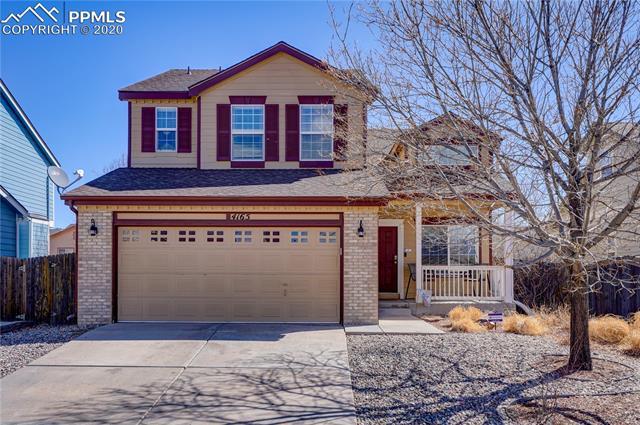 MLS# 7586017 - 2 - 4165 Fellsland Drive, Colorado Springs, CO 80922