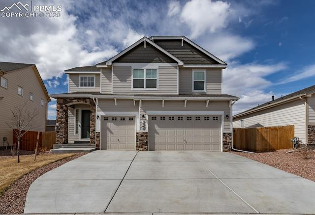 MLS# 9876885 - 1 - 7504 Alpine Daisy Drive, Colorado Springs, CO 80925