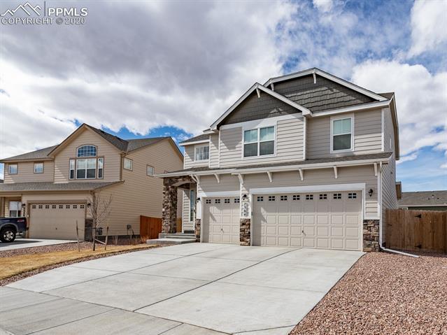 MLS# 9876885 - 3 - 7504 Alpine Daisy Drive, Colorado Springs, CO 80925