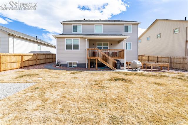 MLS# 9876885 - 33 - 7504 Alpine Daisy Drive, Colorado Springs, CO 80925
