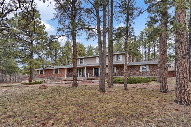 MLS# 9934972 - 19365 Doewood Drive, Monument, CO 80132