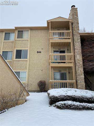 MLS# 8467082 - 1 - 844 Tenderfoot Road #1, Colorado Springs, CO 80906